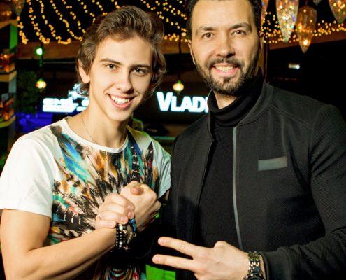 ВладиМир и Денис Клявер