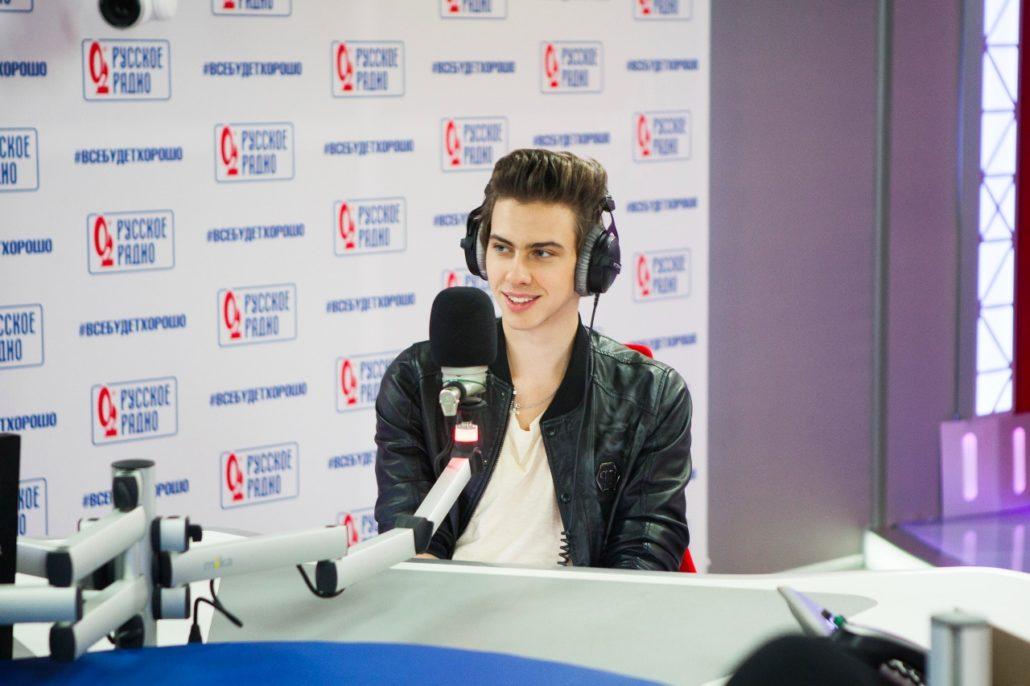 ВладиМира на Русском Радио в шоу Утренние Перцы