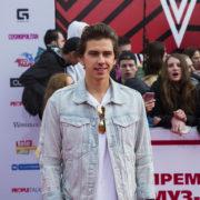 ВладиМир на красной дорожке премии МузТВ 2018