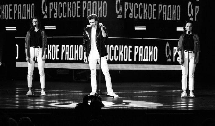 Владимир на фестивале Звезды Русского Радио